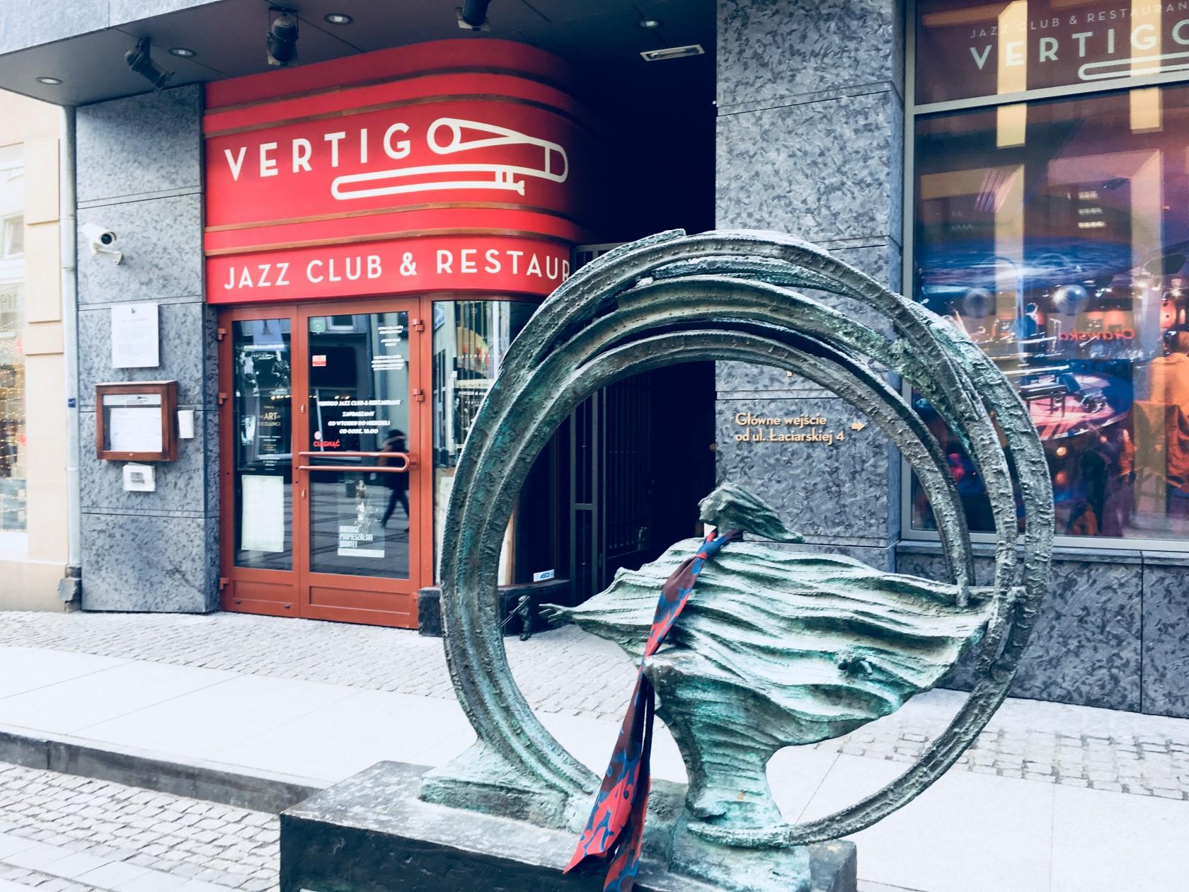 Vertigo Jazz Club & Restaurant - Zapraszamy do naszego klubu